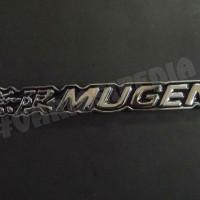 Emblem Logo Grill Mugen Black
