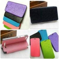 Flipcover Samsung A8 / J1 / E5 ROKER ORI Leather / Sarung HP