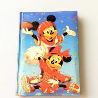 Buku Diary Mickey dan Minnie