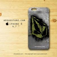 Volcom Wallpaper Artwork Hard iPhone Case 4/4s 5/5s 5c 6/6s Plus