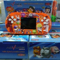 GAME ADVANCE AG-V38A 16BIT / PSP GAME ADVANCE DIGITALS