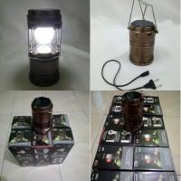 harga Lampu Emergency + Powerbank (tenaga Matahari) Tokopedia.com