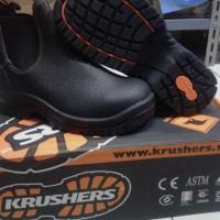 sepatu krusher nevada/ sepatu safety/ safety shoes
