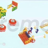 LOWE Inventor (LASY Construction Toy)