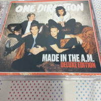 Album CD One Direction Deluxe Edition