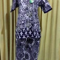 Daster batik celana panjang /baju tidur murah /baju tidur