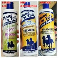 Shampoo Kuda Mane N Tail MANENTAIL MANE AND TAIL HERBAL GROW DEEP MOIS