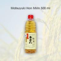 Matsuyuki Hon Mirin 1/2 Liter