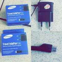 travel adaptor samsung or blackberry / charger