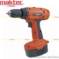 Mesin Bor Cordless Baterai MAKTEC MT065-SK2