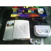 TV ANTENA BOOSTER TANAKA DX 9900 Booster TV Penguat Sinyal TV Antena