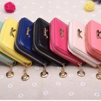 Mini Ribbon wallet dompet wanita cewek import korea kecil cute murah
