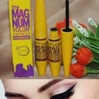 Maybelline Eyeliner The Magnum Volum' Express Waterproof
