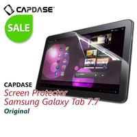 Capdase Screen Protector for Samsung Galaxy Tab 7.7 - Original