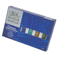 Winsor & Newton Cotman Watercolours Tube Set 6x8ml