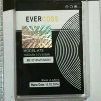 harga baterai EVERCOOS A7S (ORIGINAL) Tokopedia.com