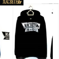 JACKET MACBETH OBLONG BLACK