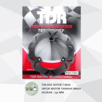Disc Rotor TDR T-Max Yamaha Nmax / Piringan Cakram T-Max TDR Yamaha Nm