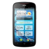 Acer V370 Liquid E2 Resmi - 4gb - Black