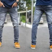Jual Celana Jeans Pria Sobek/Ripped Murah Murah