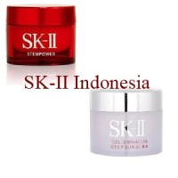 SK2/SK-II Cream Stempower & Cellumination 15Grm
