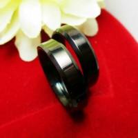cincin couple titanium sepasang kekasih stainless steel pasangan