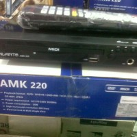 Dvd Player Karaoke Ribuan Lagu Avante AMK-220