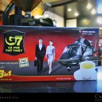 G7 Instant Coffee 3 in 1 - Kopi Vietnam No.1 - Trung Nguyen 21x16g