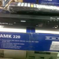 Dvd Player Karaoke Avante AMK220 / Dvd Karaoke Ribuan Lagu