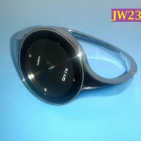 Jam Tangan Keren KIMIO WK2682 Stainless Steel Quartz - JW138 Hitam