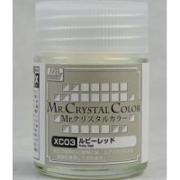 Mr. Crystal Color XC03 Ruby Red