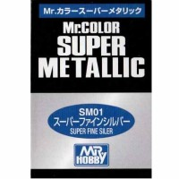 Mr. Color Super Metallic Super Chrome SM-01