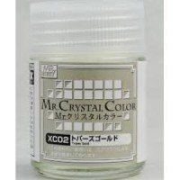 Mr. Crystal Color XC02 Topaz Gold