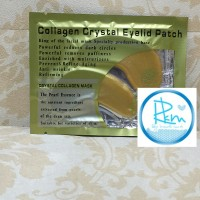 MASKER EMAS MATA / GOLD EYE COLLAGEN CRYSTALL EYELID PATCH
