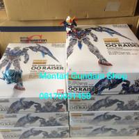 MG 1/100 00 Raiser Art Of Gundam Bandai