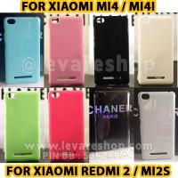 Hard Case - Basic Case - Casing Polos Xiaomi Mi4/mi4i/redmi 2/mi 2s