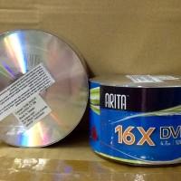 DVD-R Arita 16X 4.7GB (50pcs)