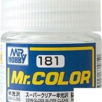 Mr. Color 181 Semi-Gloss Super Clear