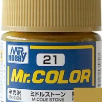Mr. Color 21 Middle Stone