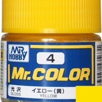 Mr. Color 4 Yellow