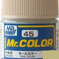 Mr. Color 45 Sail Color