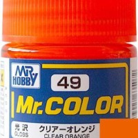 Mr. Color 49 Clear Orange