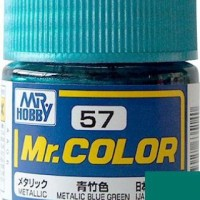 Mr. Color 57 Metallic Blue Green