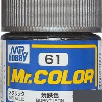 Mr. Color 61 Burnt Iron