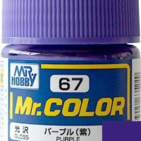 Mr. Color 67 Purple