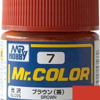 Mr. Color 7 Brown