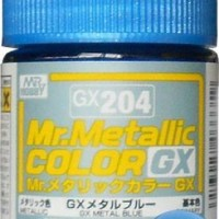 Mr. Color GX Metallic Blue GX-204