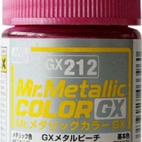 Mr. Color GX Metallic Peach GX-212