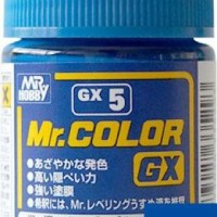Mr. Color GX-5 Susie Blue