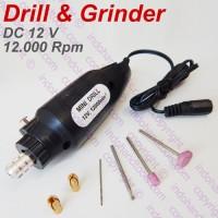 Mini Grinder / Precision Drill & Grinder DC12V